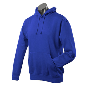 Mens Botany Hoodie - Colour Royal