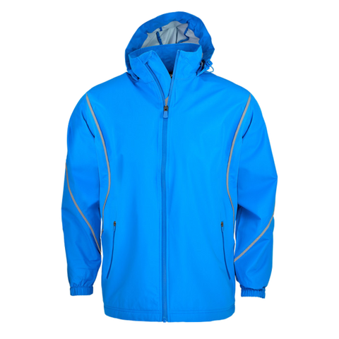 Image of Kids Buffalo Jacket - Colour Cyan