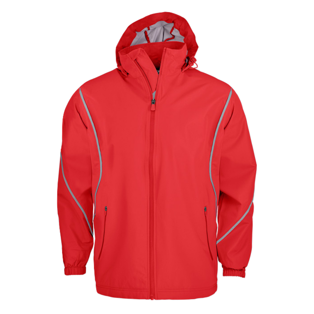 Kids Buffalo Jacket - Colour Red