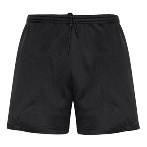 Mens Circuit Shorts - Colour Black