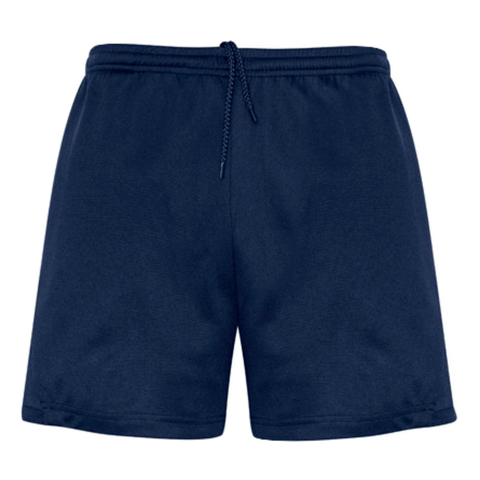 Image of Mens Circuit Shorts - Colour Navy