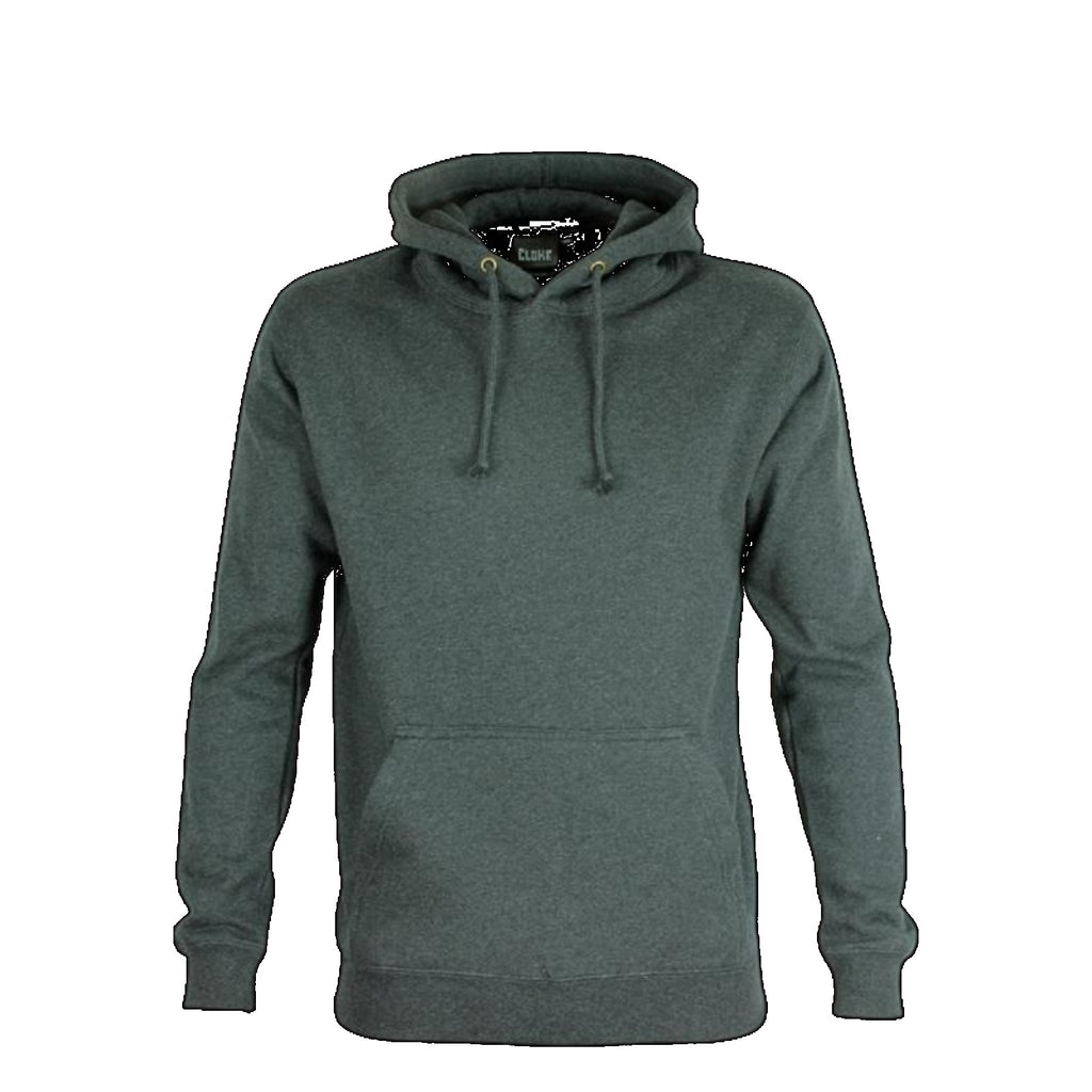 Cloke Adults Origin Hoodie , Colour: Black Marle