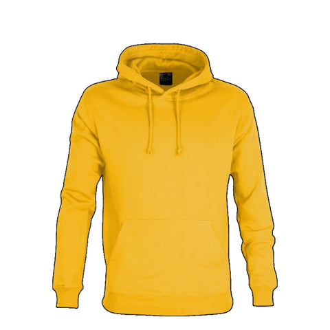 Cloke Adults Origin Hoodie , Colour: Gold