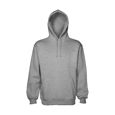 Cloke Adults Origin Hoodie , Colour: Grey Marle