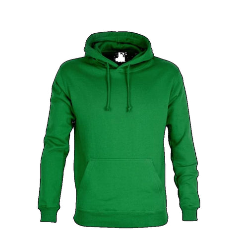 Cloke Adults Origin Hoodie , Colour: Kelly Green