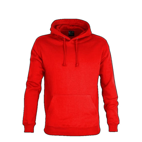 Cloke Adults Origin Hoodie , Colour: Red