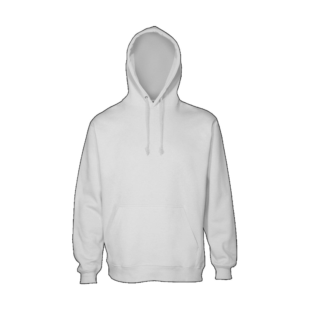 Cloke Adults Origin Hoodie , Colour: White