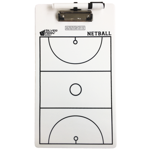 Coaching Clipboard - Netball