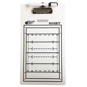 Coaching Clipboard - Rugby