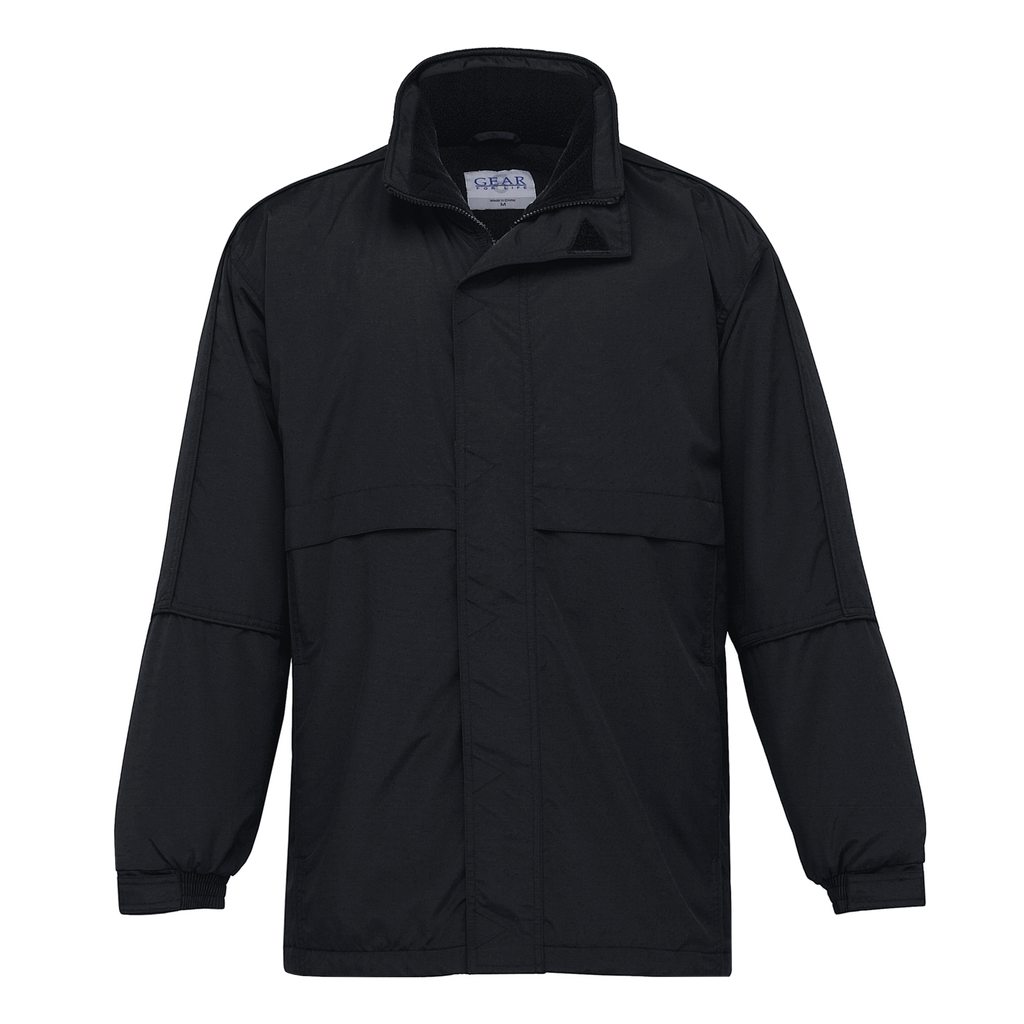 Adults Contrast Basecamp Anorak - Colours Black