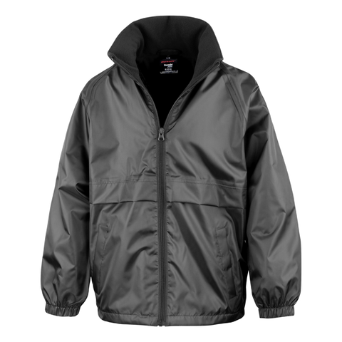 Image of Kids Core DRI-Warm and Lite Jacket - Colour Black