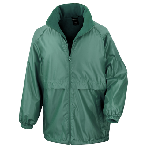 Image of Kids Core DRI-Warm and Lite Jacket, Colour: Bottle
