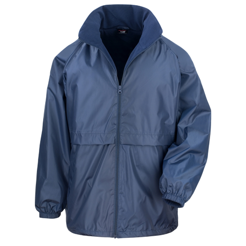 Kids Core DRI-Warm and Lite Jacket - Colour Navy