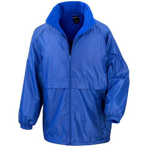 Kids Core DRI-Warm and Lite Jacket - Colour Royal