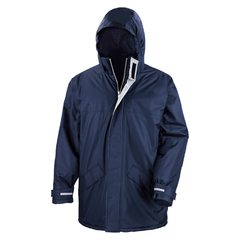 Image of Adults Core Winter Parker - Colour Navy