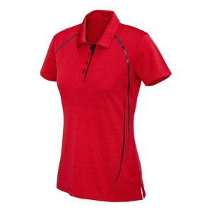 Womens Cyber Polo