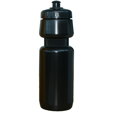 Drink Bottle, Colour and Brand: Black