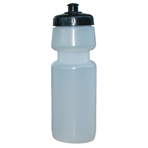 Drink Bottle, Colour and Brand: Clear