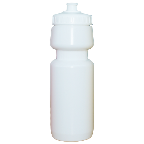 Drink Bottle - Colour and Brand White