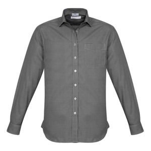 Mens Ellison Shirt - Colour Black