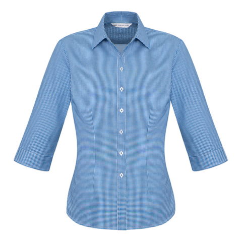 Image of Womens Ellison Shirt, Colour: French Blue