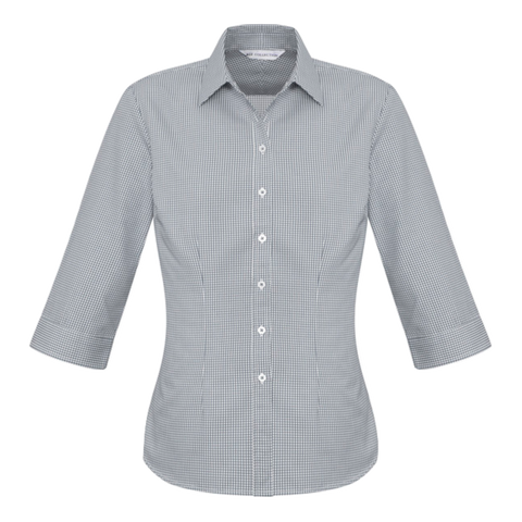 Image of Womens Ellison Shirt - Colour Silver
