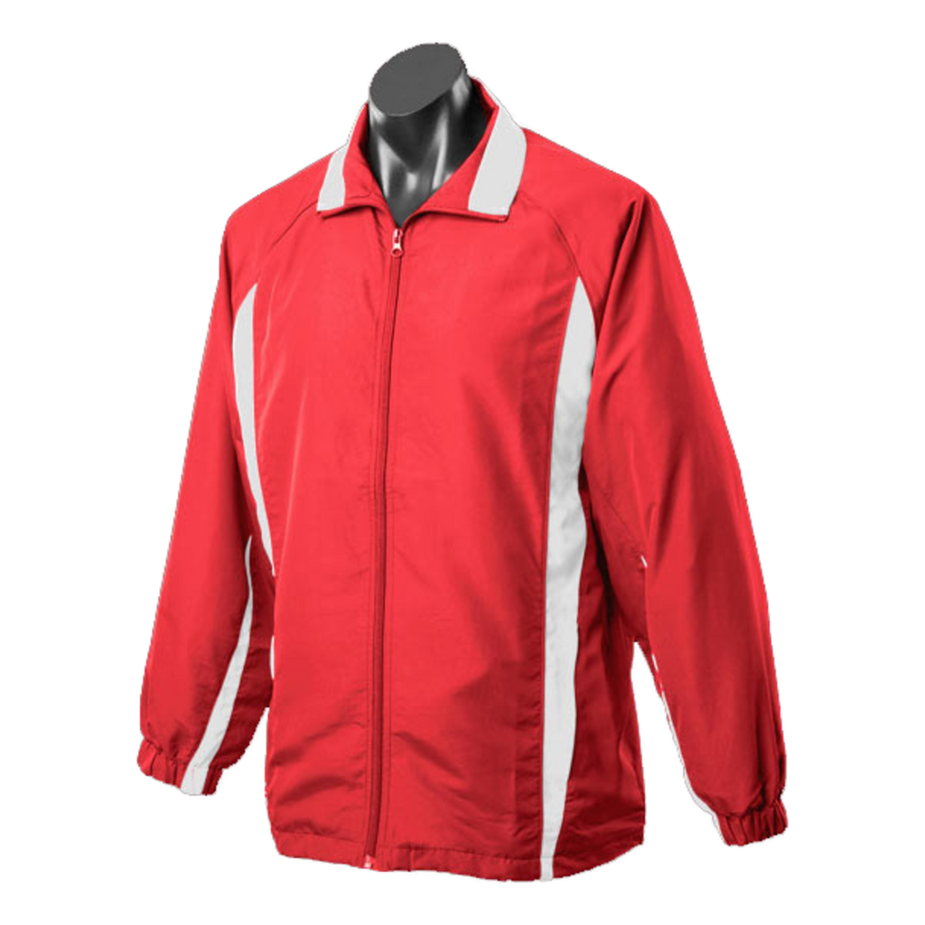 Kids Eureka Tracktop - Colours Red / White