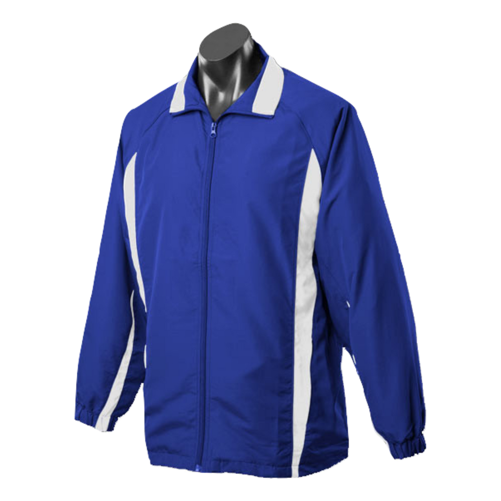 Kids Eureka Tracktop - Colours Royal / White