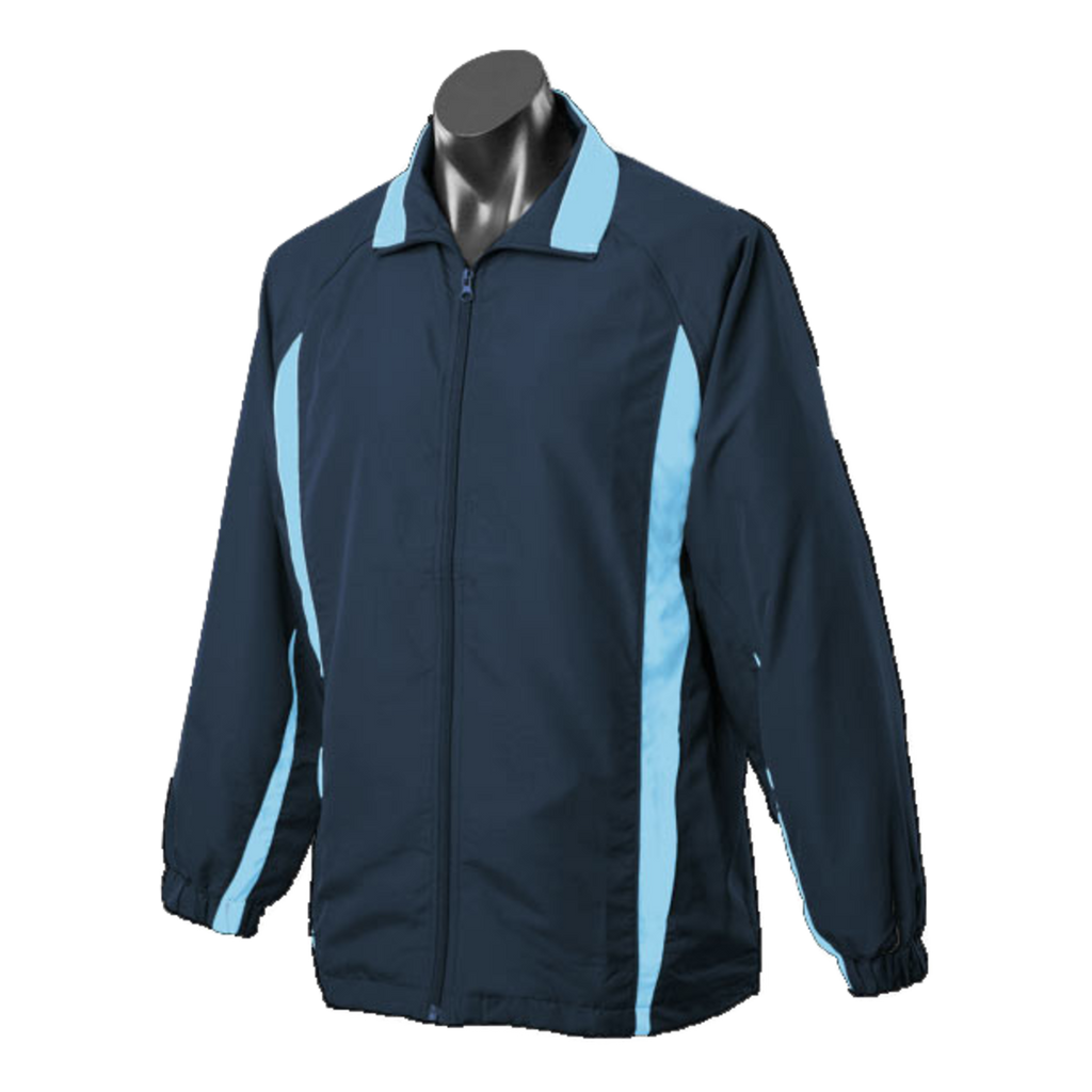 Adults Eureka Tracktop, Colours: Navy / Sky