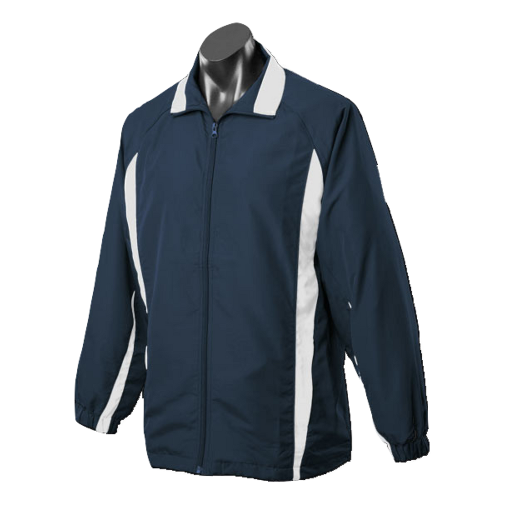 Adults Eureka Tracktop, Colours: Navy / White