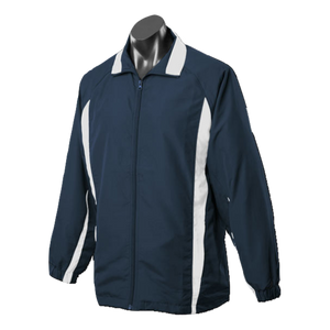 Adults Eureka Tracktop - Colours Navy / White