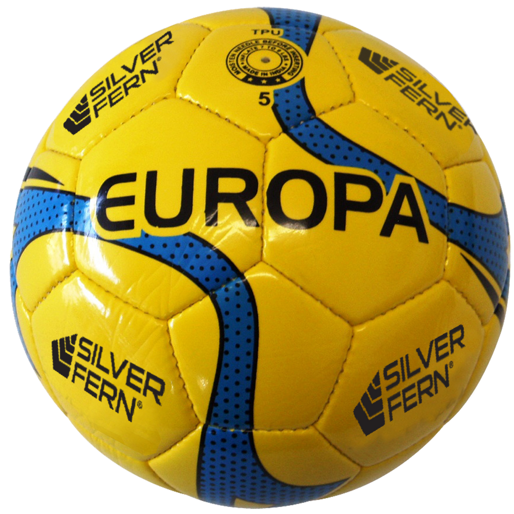 Europa - Soccer / Football - Size and Colour Size 5 (Blue)