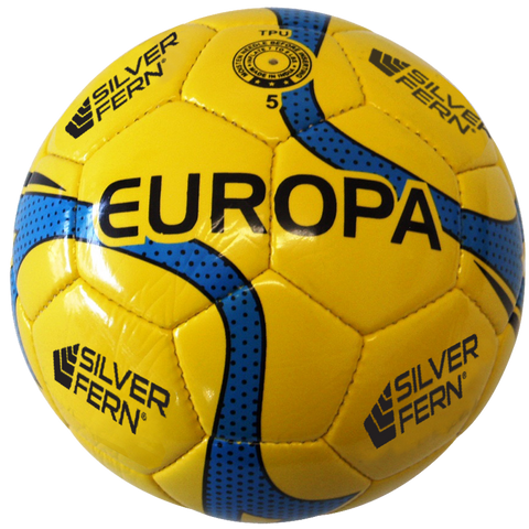 Europa - Soccer / Football, Size and Colour: Size 5 (Blue)