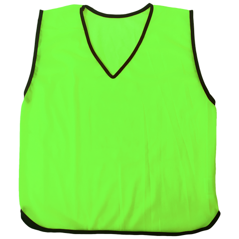Fine Mesh Training Singlet - Size XXL (77 x 73 cm) - Colour Fl. Green