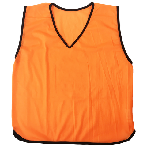 Fine Mesh Training Singlet - Size XXL (77 x 73 cm) - Colour Orange