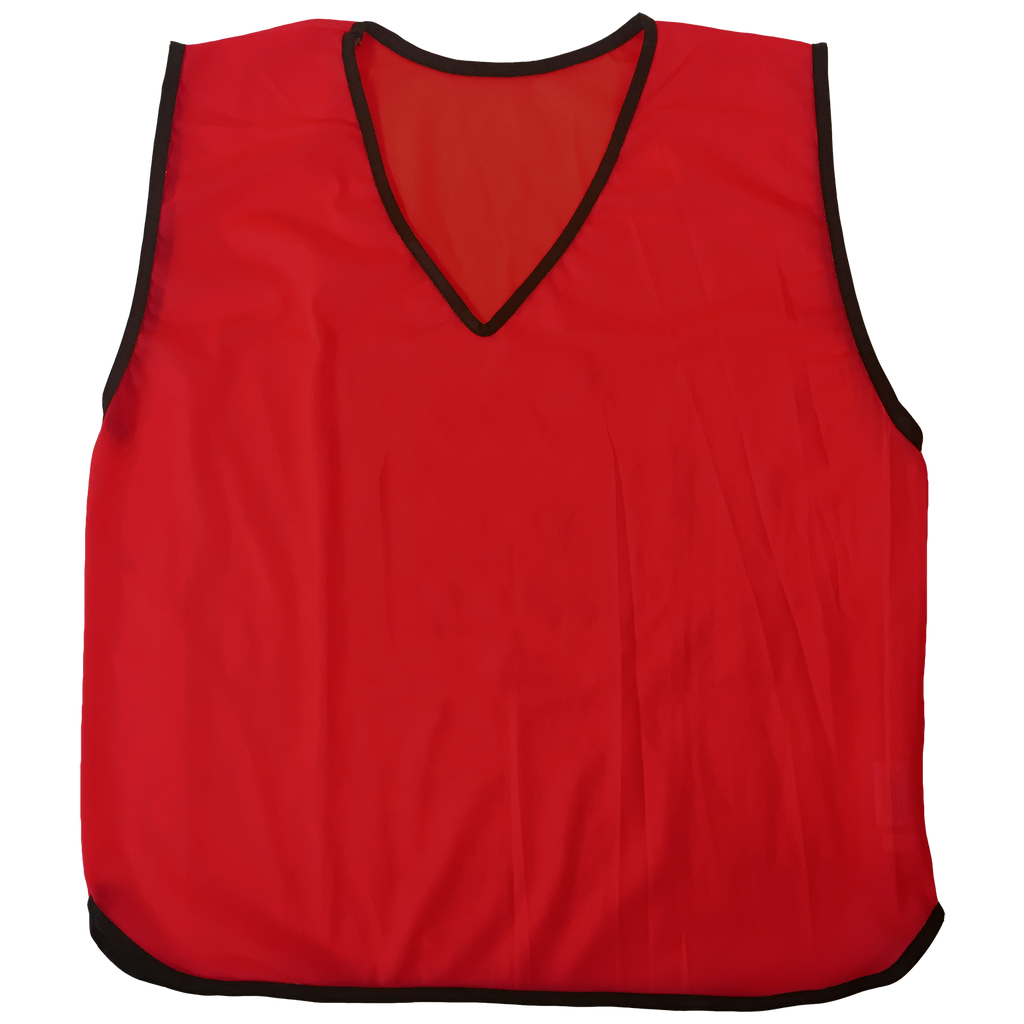 Fine Mesh Training Singlet, Size: XXL (77 x 73 cm), Colour: Red