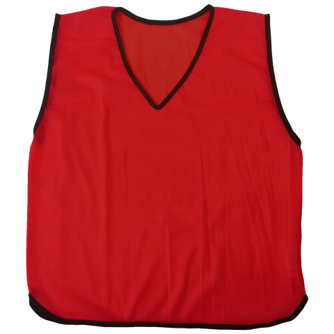 Fine Mesh Training Singlet - Size XXL (77 x 73 cm) - Colour Red