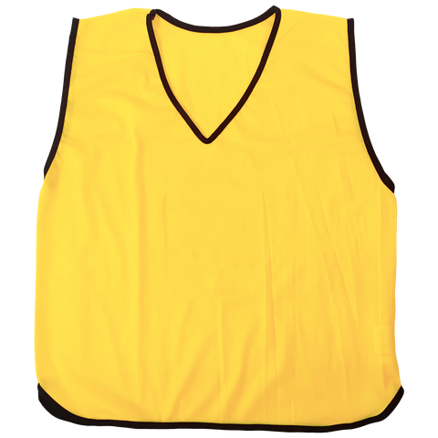Fine Mesh Training Singlet - Size XXL (77 x 73 cm) - Colour Yellow