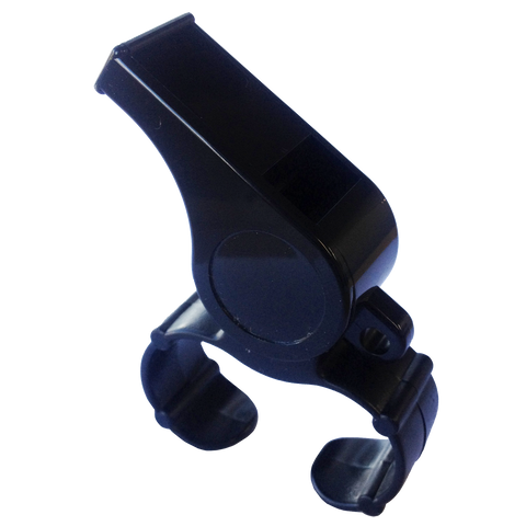Image of Finger Grip Whistle, Type: Plastic (Single*)