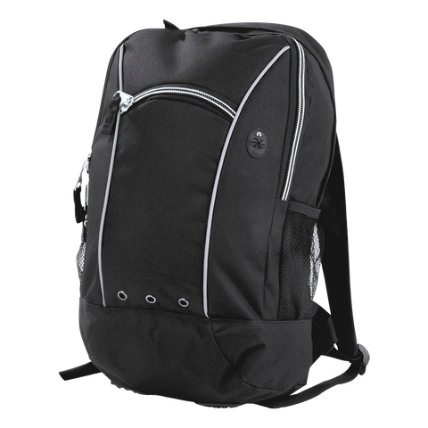 Image of Fluid Backpack - Colours Black / Black