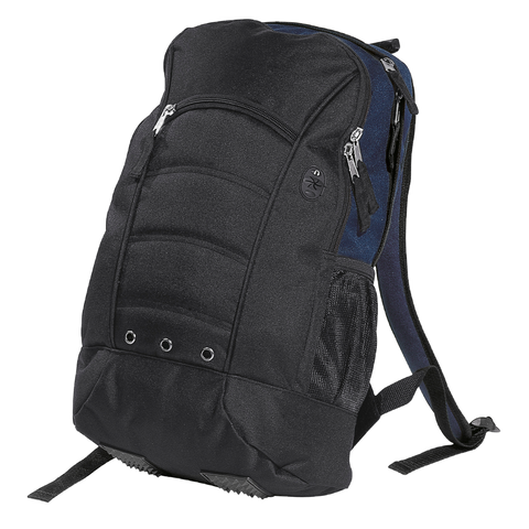 Fluid Backpack, Colours: Black / Navy