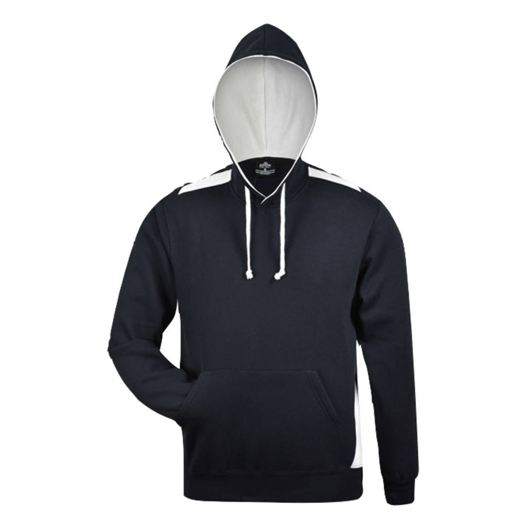 Kids Franklin Zip Hoodie, Colours: Navy / White