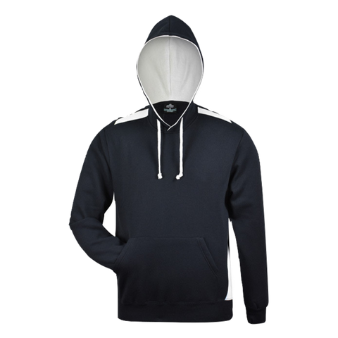 Kids Franklin Zip Hoodie - Colours Navy / White