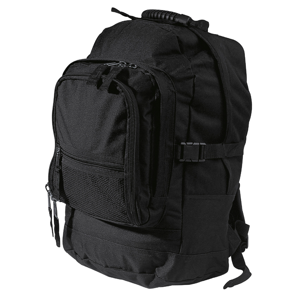 Fugitive Backpack - Colours Black / Black
