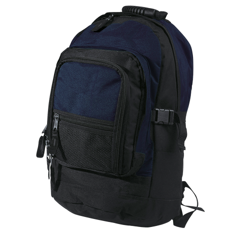 Image of Fugitive Backpack - Colours Navy / Black