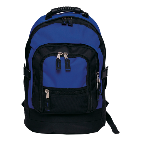 Fugitive Backpack, Colours: Royal / Black