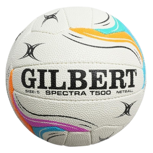 Gilbert Spectra Netball - Size 5 - Colours White