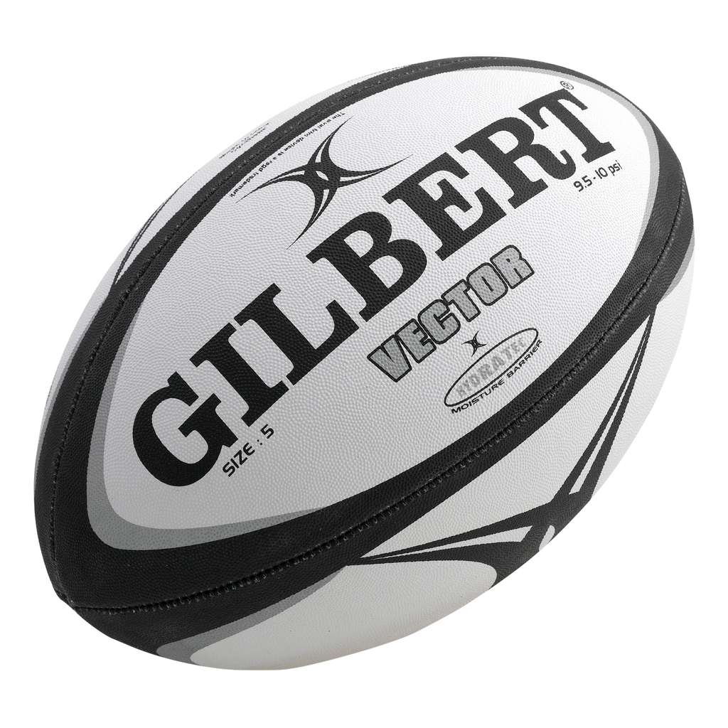 Gilbert Vector Trainer Rugby Ball - Size 2.5