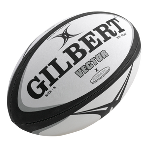 Gilbert Vector Trainer Rugby Ball, Size: 2.5