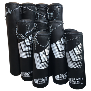 Gym Quality Boxing Bags - Size 1500 x 350mm, 90-100lbs (40-45kg)